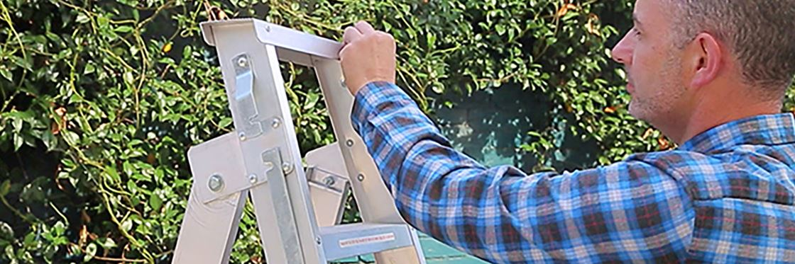 Using a Ladder Safely | Thrifty-Link