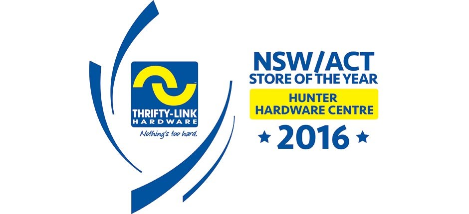 Hunter Hardware Store Winner Stockton