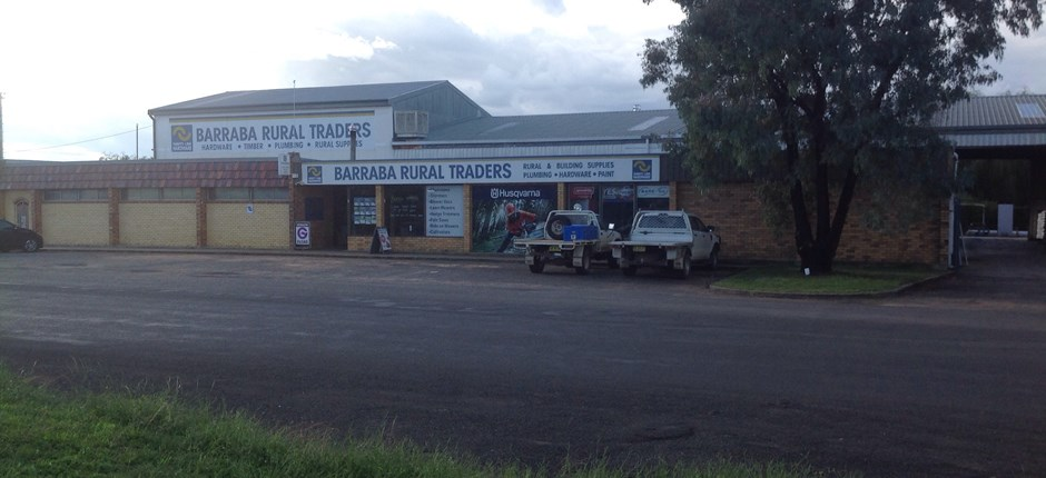 Barraba Rural Traders Thrifty Link